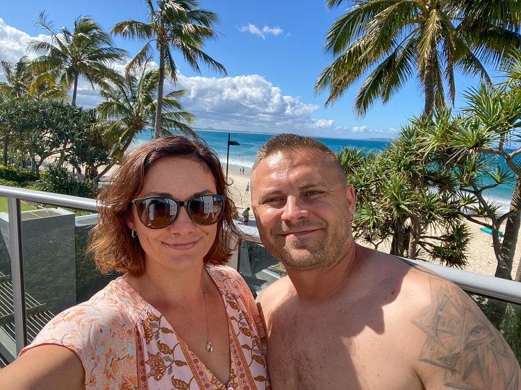 On The Beach Noosa Resort Review - Wanderlust Storytellers