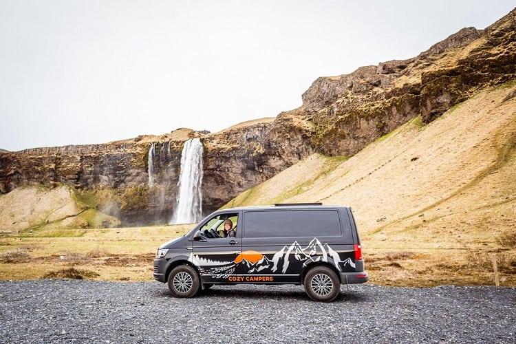 Rent a Campervan in Iceland