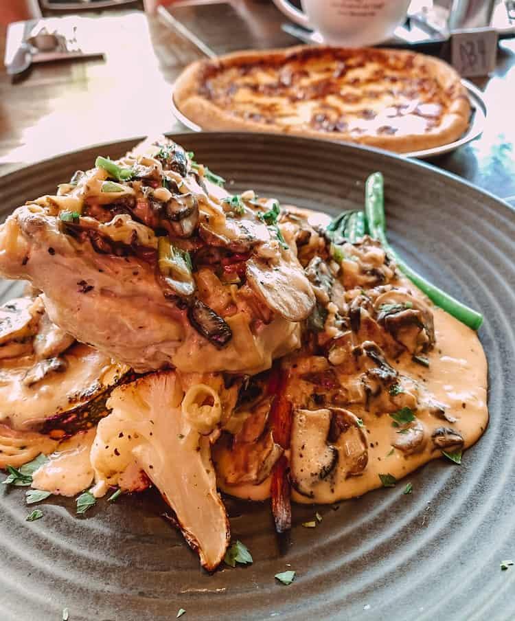 ULTIQA Air On Broadbeach Review - Mario's Italian Restaurant & Pizzeria