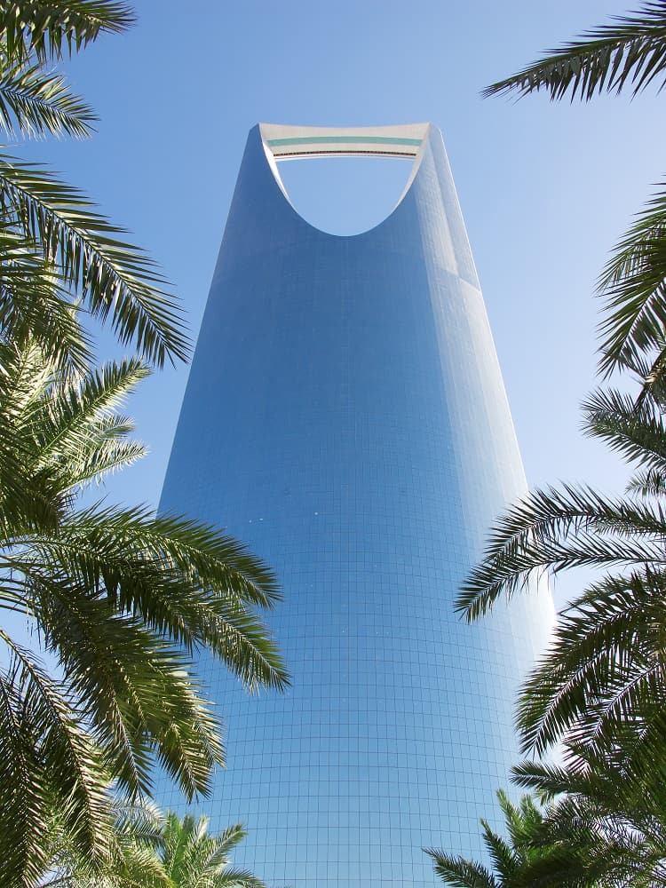 Kingdom Tower - Things to see in Riyadh