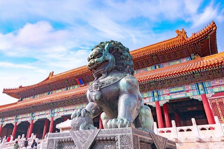 China Forbidden City