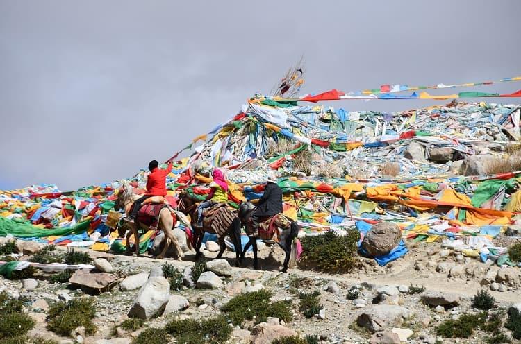 Dorchen, Tibet, China