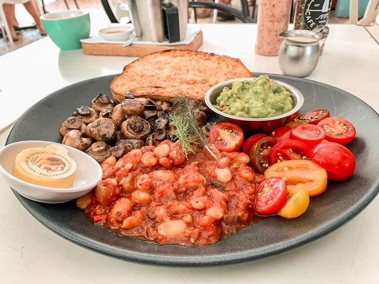 Breakfast in Noosa - Cafe Le Monde
