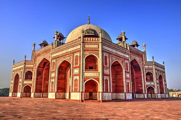 Humayun Tomb New Delhi, India