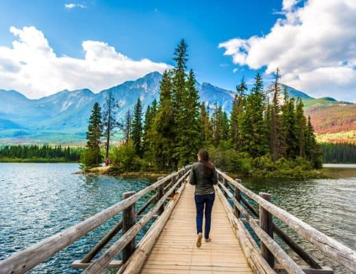 Jasper National Park with Kids