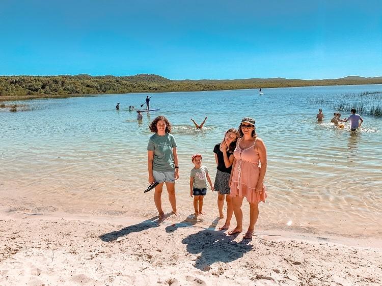 Moreton Island Blue Lagoon
