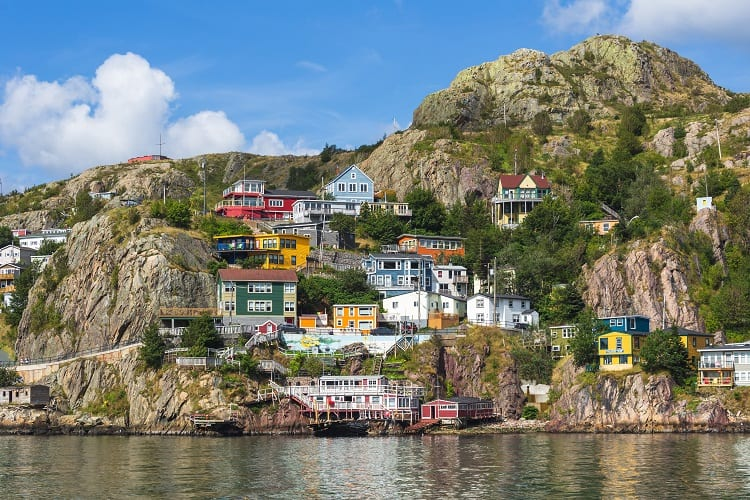 St. John's Canada with Kids