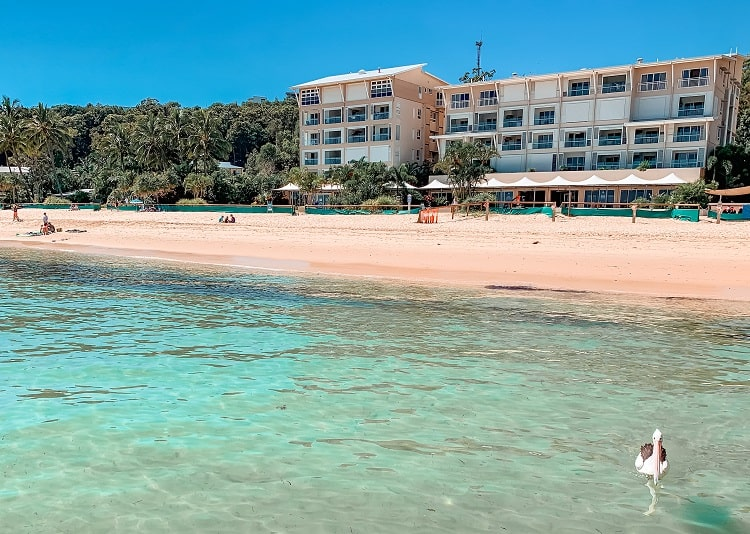 Tangalooma Island Resort Review - Deep Blue Holiday Apartments