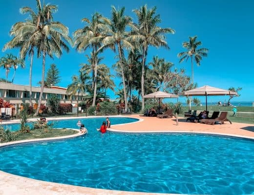 Tangalooma Island Resort Review - Feature Photo