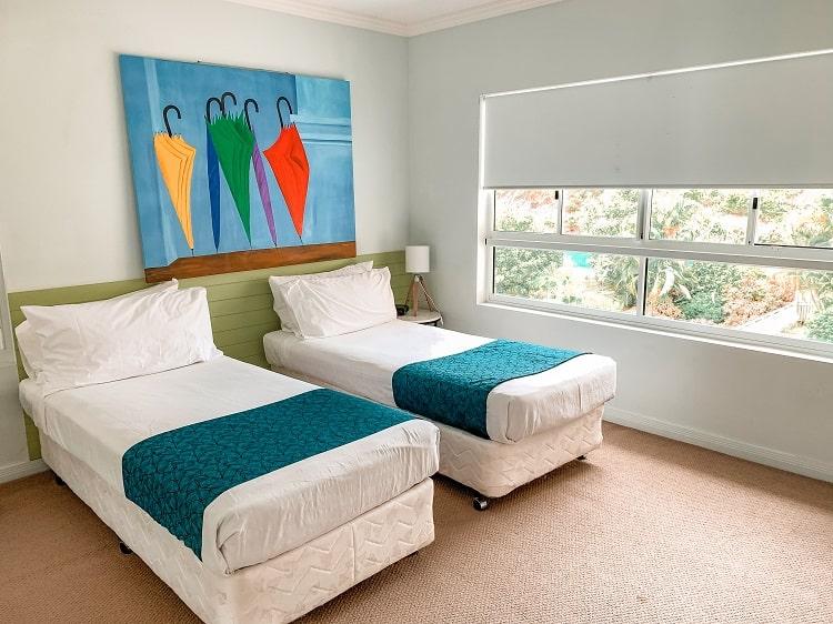 Tangalooma Island Resort Review - Kid's Bedroom