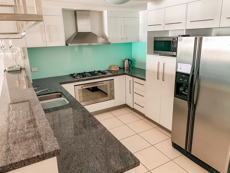 Tangalooma Island Resort Review - Kitchen