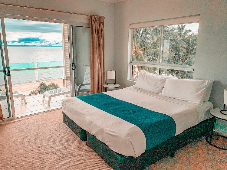 Tangalooma Island Resort Review - Master Bedroom