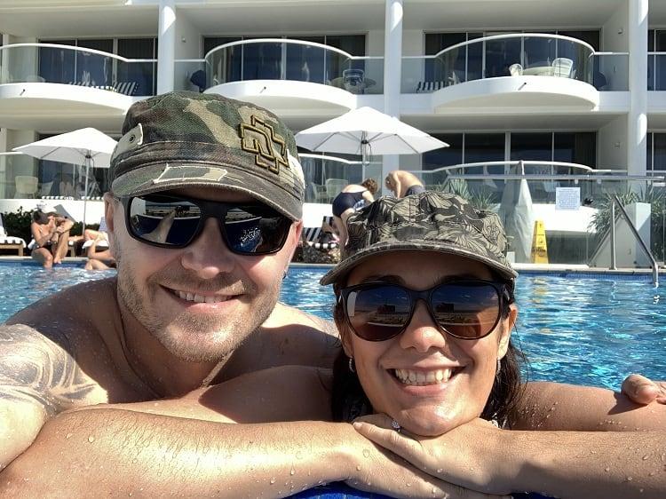 Tingirana Noosa Review - The Pool