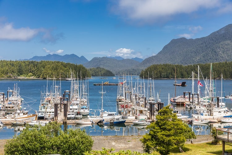 Tofino, Vancouver with Kids