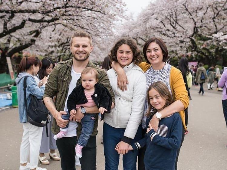Tokyo Japan with Kids
