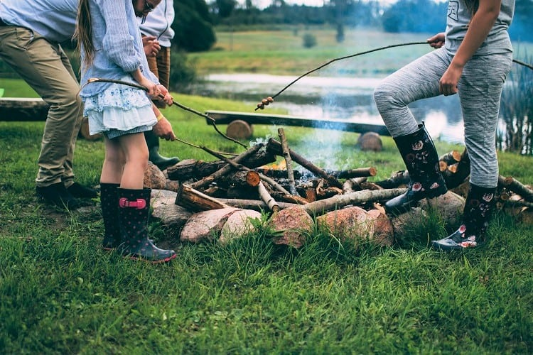 Tips for Staying at Campsites With Kids
