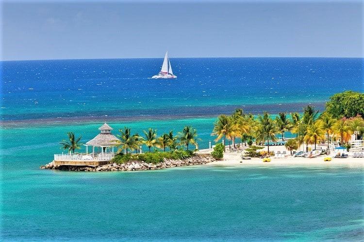 Caribbean Inlet to Ocho Rios, Jamaica - Best Familymoon Destinations