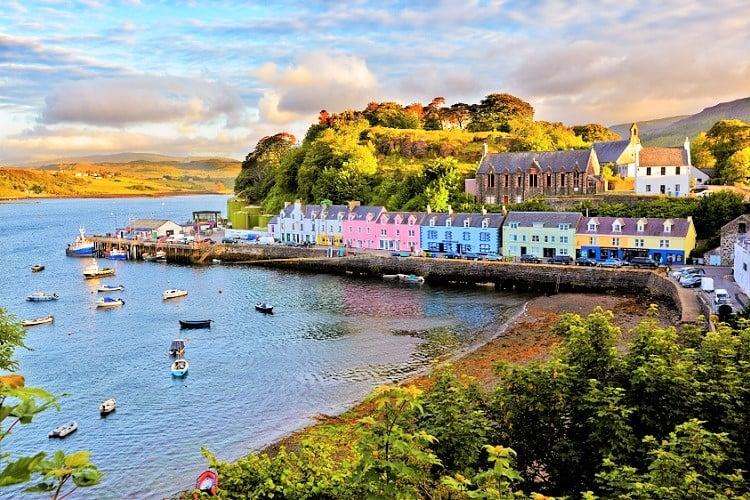 Isle of Skye UK - Islands to see in the UK