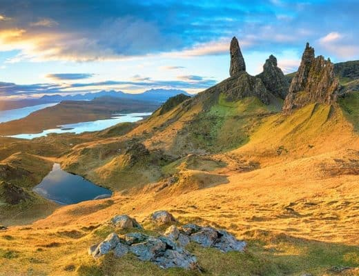 Isle of Skye UK with Kids - Island vacations in the UK