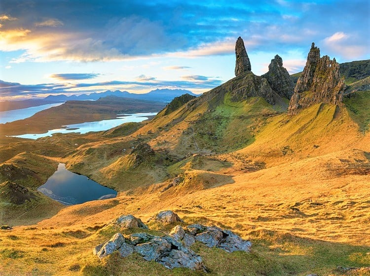 Isle of Skye UK with Kids - Island vacations in the UK