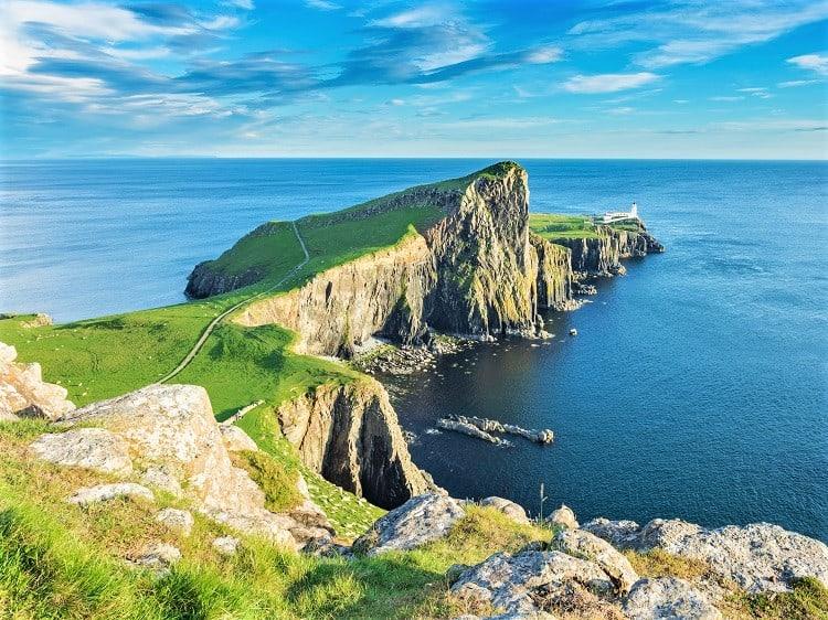 Isle of Skye in the UK with Kids
