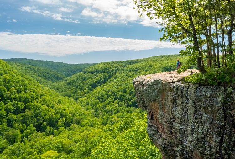 Ozark Highlands Trail in Arkansas