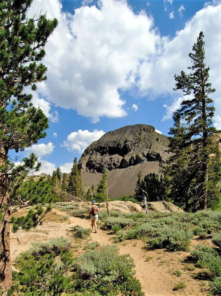 Pacific Crest Trail in California, Oregon & Washington