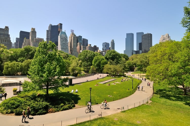 Best things to do with Kids in New York - Visit Central Park