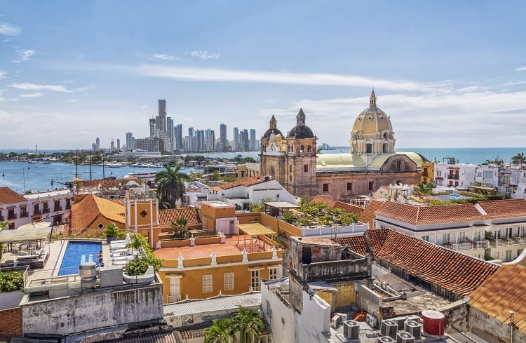 Cartagena Colombia with Kids - Health Vacation