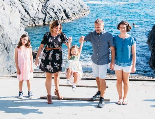 Cinque Terre with Kids, Italy