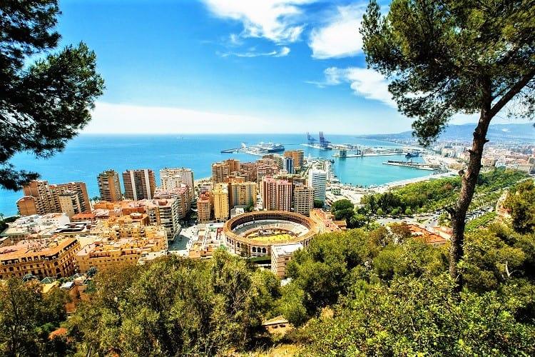 Malaga Spain with Kids