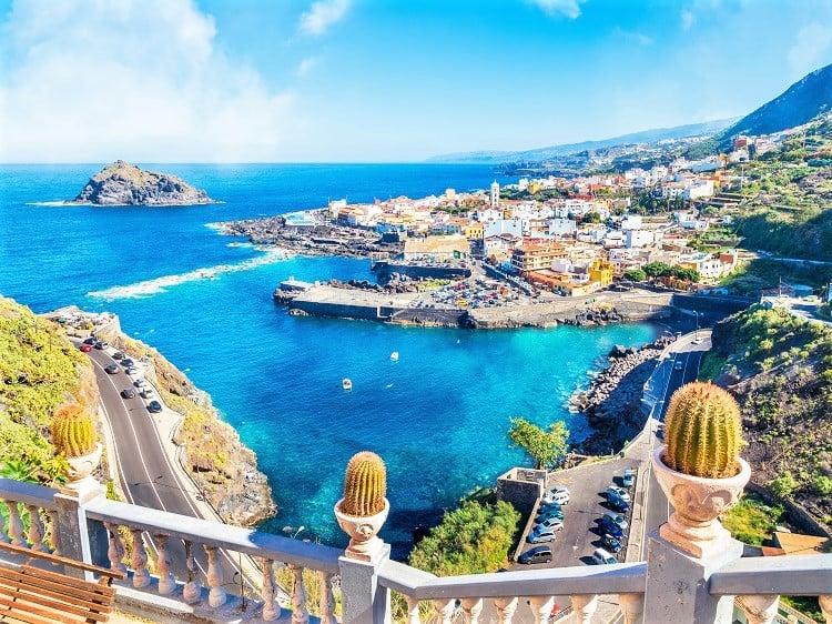 Tenerife Spain Tarifa Spain - Top Family Holiday Destinations in Spain