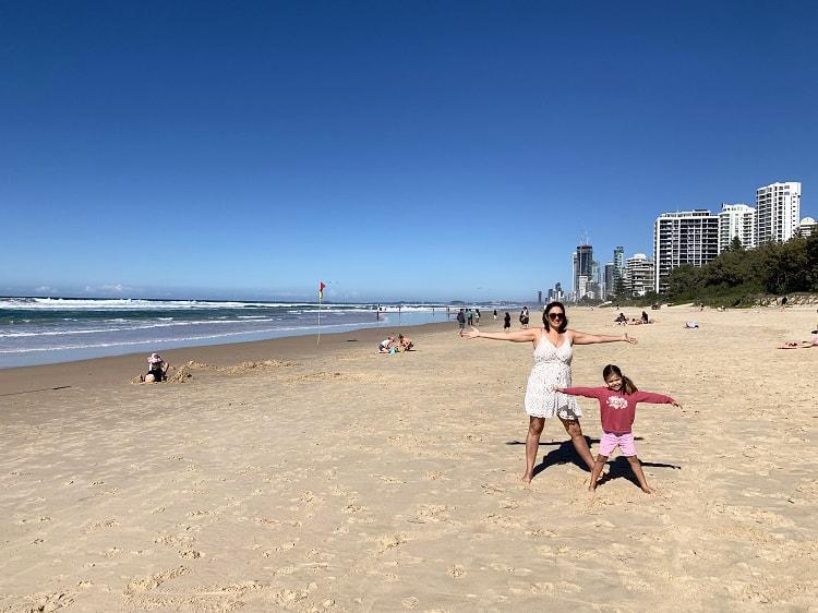 Main Beach Gold Coast, Queensland, Australia