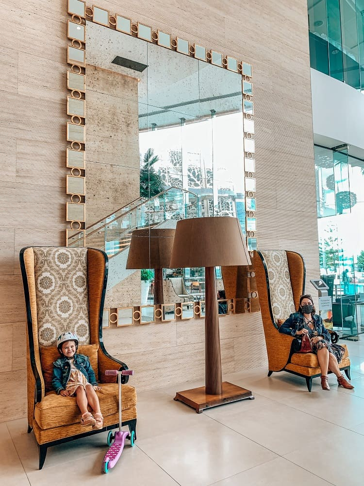 Peppers Soul Surfers Paradise Review - Lobby