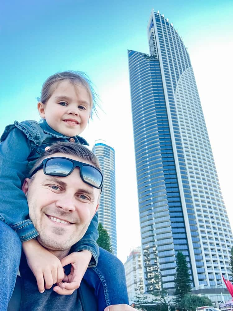 Peppers Soul Surfers Paradise Review - with Kids