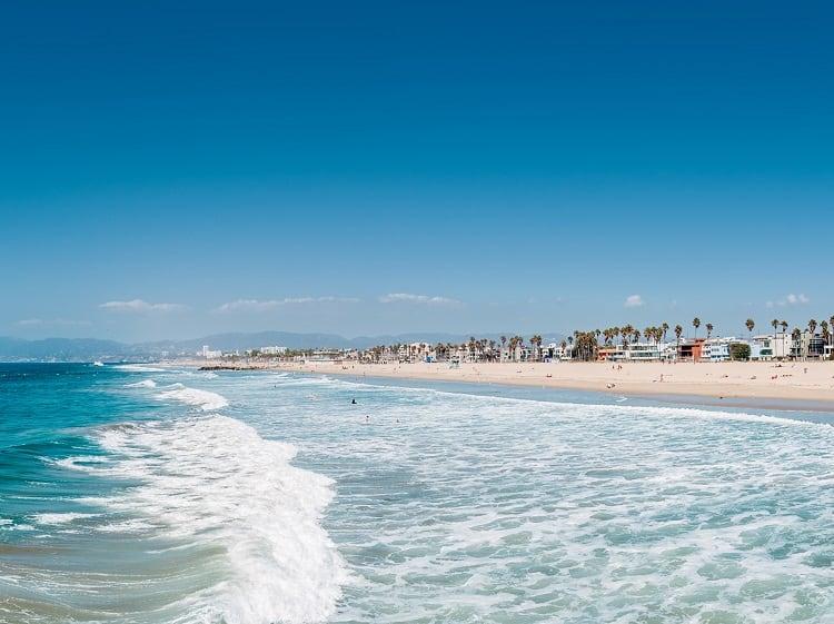 California Beach USA