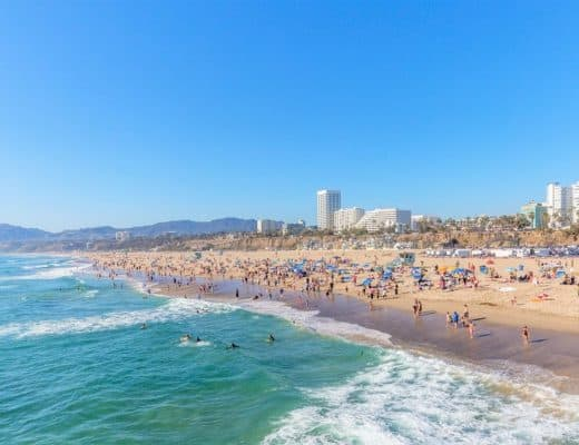 California Beaches, USA, Things to do in California with kids