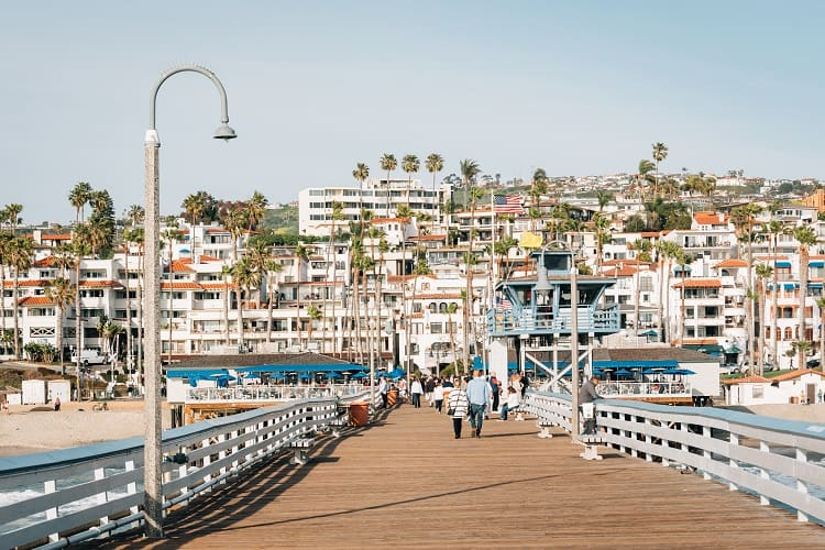 San Clemente, Orange County, California USA