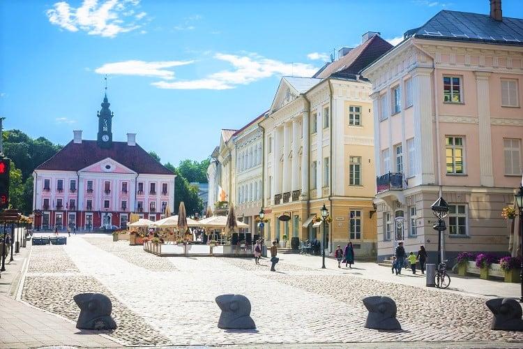 Tartu Estonia with Kids