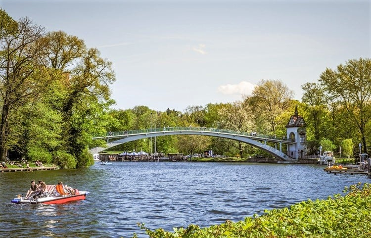 Treptower Park, Things to do in Berlin with Kids, Germany